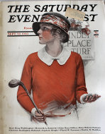 The Saturday Evening Post Vol. 196 No. 12 Magazine
