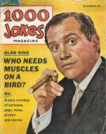 1000 Jokes No. 127 Magazine
