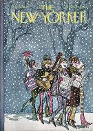 The New Yorker Vol. XLIII No. 43 Magazine