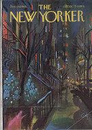 The New Yorker Vol. XLI No. 44 Magazine