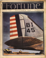 Fortune Magazine Vol. XXII No. 3 Magazine
