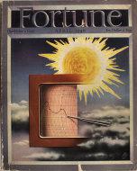 Fortune Magazine Vol. XXI No. 4 Magazine