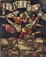 Fortune Magazine Vol. XXII No. 6 Magazine