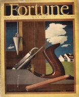 Fortune Magazine Vol. XXI No. 5 Magazine