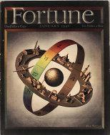 Fortune Magazine Vol. XXI No. 1 Magazine