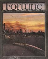 Fortune Magazine Vol. XXIV No. 3 Magazine