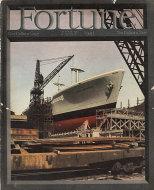 Fortune Magazine Vol. XXIV No. 1 Magazine