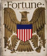 Fortune Magazine Vol. XXI No. 2 Magazine