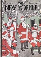 The New Yorker Vol. XLI No. 45 Magazine