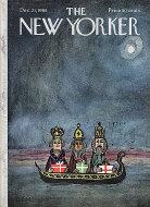 The New Yorker Vol. XLIV No. 44 Magazine