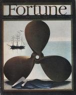 Fortune Magazine Vol. XXII No. 4 Magazine