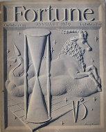 Fortune Magazine Vol. XIX No. 1 Magazine