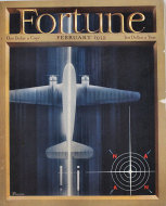 Fortune Magazine Vol. XIX No. 2 Magazine