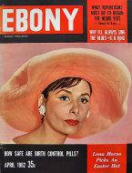 Ebony Vol. XVII No. 6 Magazine