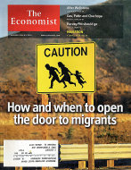 The Economist Vol. 365 No. 8297 Magazine