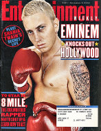 Entertainment Weekly Issue No. 681 Magazine