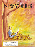 The New Yorker Vol. LXXXIII No. 36 Magazine