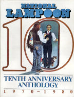 National Lampoon Tenth Anniversary Anthology 1970 - 1980 Book