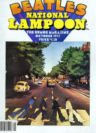 National Lampoon: Beatles Magazine