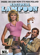 National Lampoon Vol. 2 No. 75 Magazine