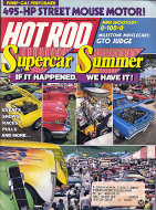 Hot Rod Vol. 40 No. 11 Magazine