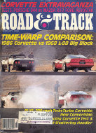 Road & Track Vol. 37 No. 6 Magazine