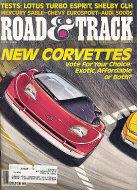 Road & Track Vol. 37 No. 10 Magazine