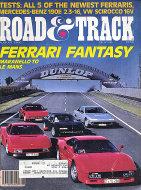 Road & Track Vol. 37 No. 12 Magazine