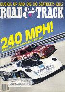 Road & Track Vol. 38 No. 5 Magazine