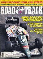 Road & Track Vol. 38 No. 7 Magazine