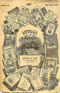 Littell's Living Age Vol. IX No. 1607 Magazine