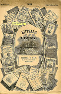 Littell's Living Age Vol. XI No. 1624 Magazine