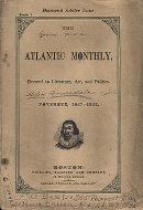 The Atlantic Monthly Vol.150 No. 5 Magazine
