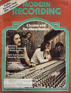 Modern Recording Vol. 4 No. 7 Magazine