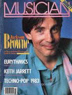Musician No. 61 Magazine