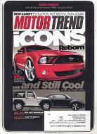 Motor Trend Vol. 63 No. 10 Magazine