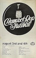 Newport Pop Festival Poster