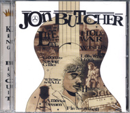 Jon Butcher CD