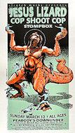 The Jesus Lizard Poster