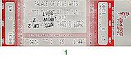 Dave Koz Vintage Ticket
