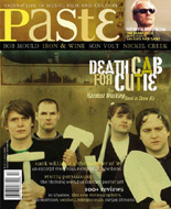 Paste Issue 17 Magazine