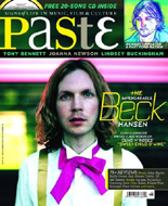 Paste Issue 26 Magazine