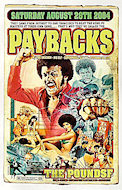 The Paybacks Poster