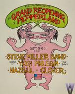 Steve Miller Band Handbill