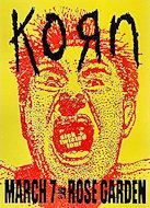 Korn Poster