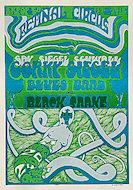 Siegel-Schwall Band Handbill