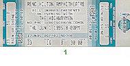 The Highwaymen Vintage Ticket