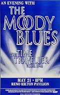 The Moody Blues Poster