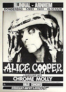 Alice Cooper Poster