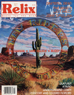 Relix Vol. 15 No. 2 Magazine